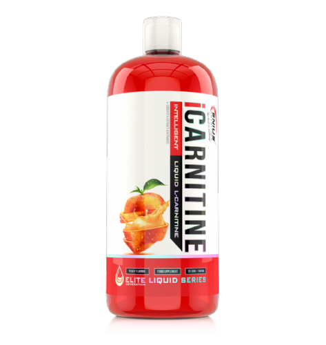 Genius Nutrition iCarnitine Liquid